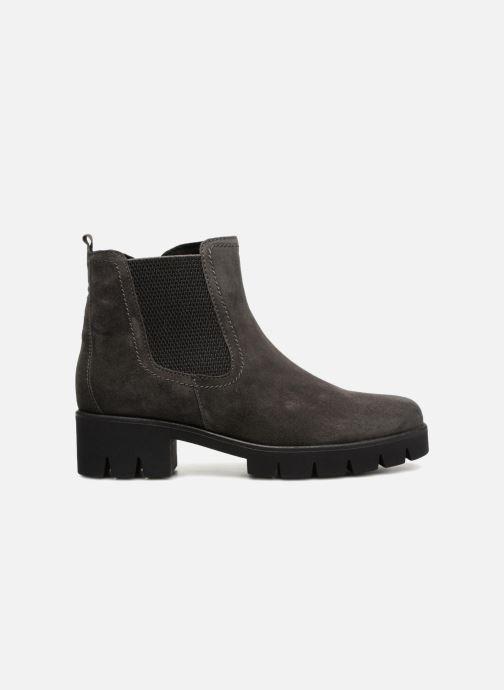 Bottines et boots Gabor Charlotte Noir vue derrière