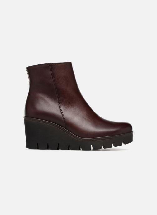 Bottines et boots Gabor Capucine Bordeaux vue derrière
