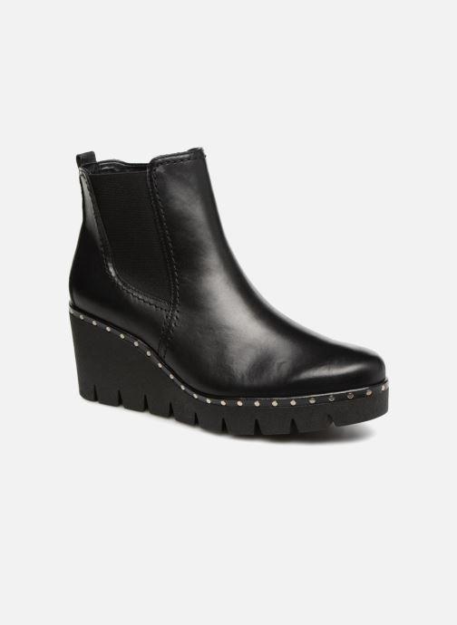 Bottines et boots Gabor Alice Noir vue détail/paire