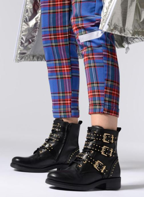 Boots en enkellaarsjes Gabor Aymee Zwart onder