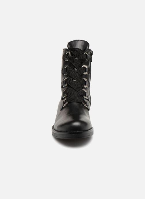 Bottines et boots Gabor Aymee Noir vue portées chaussures