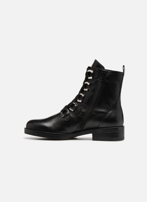 Boots en enkellaarsjes Gabor Aymee Zwart voorkant