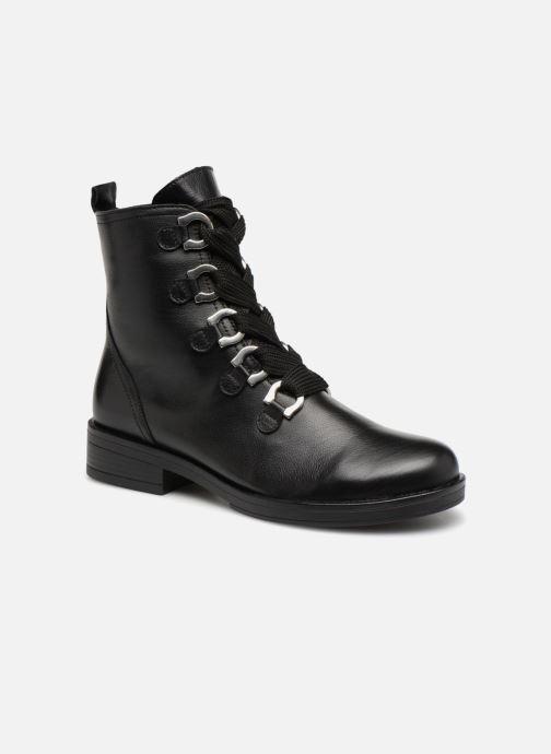 Boots en enkellaarsjes Gabor Aymee Zwart detail