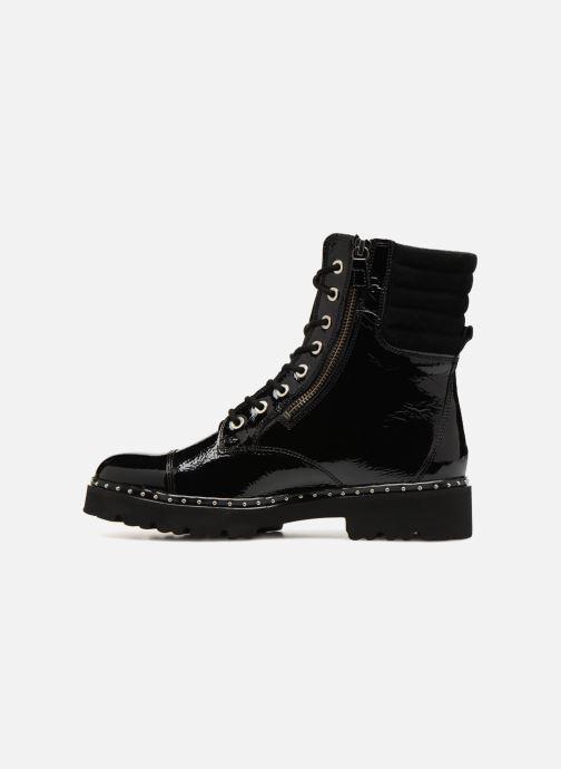 Bottines et boots Gabor Eugénie Noir vue face