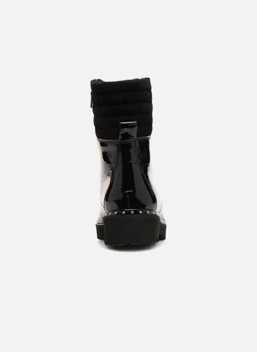 Bottines et boots Gabor Eugénie Noir vue droite
