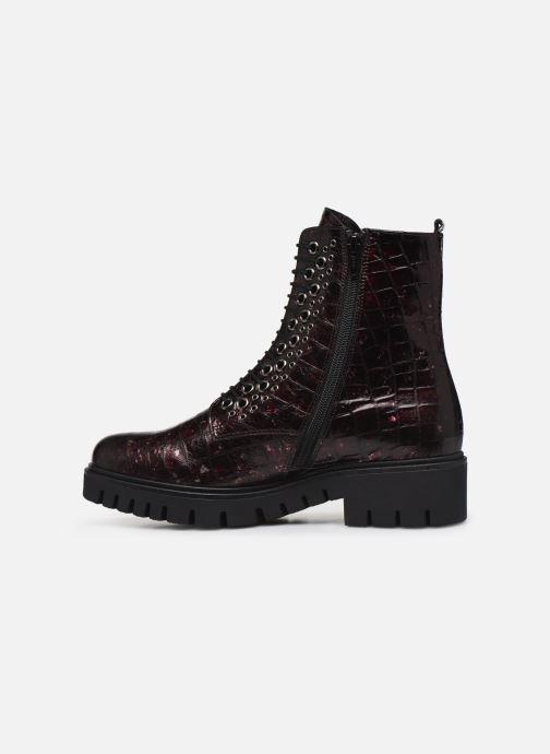 Bottines et boots Gabor Orpha Bordeaux vue face