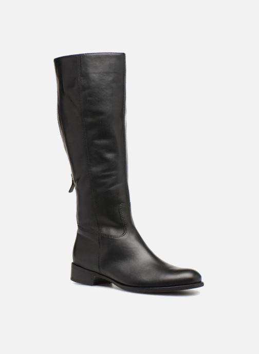Stiefel Gabor Rhoda schwarz detaillierte ansicht/modell