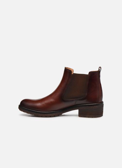 Bottines et boots Gabor Maud Marron vue face