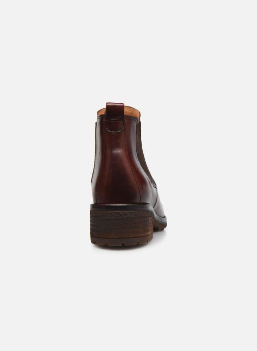 Bottines et boots Gabor Maud Marron vue droite