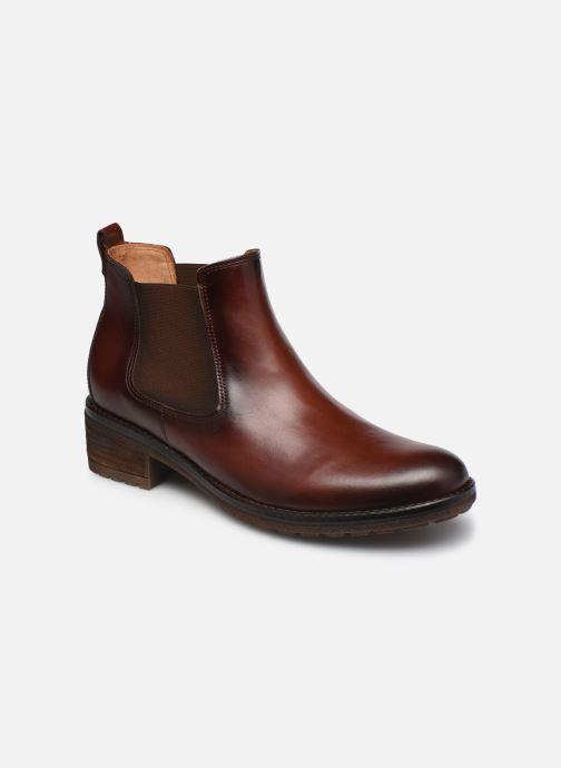 Bottines et boots Gabor Maud Marron vue détail/paire