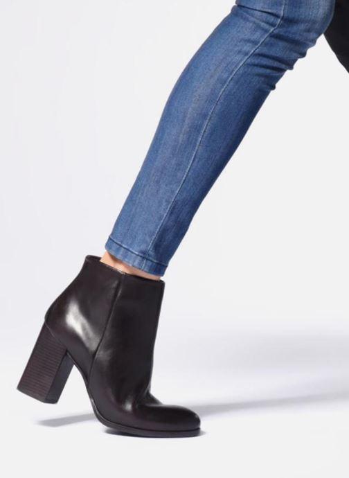 Boots en enkellaarsjes Georgia Rose Agility Bruin onder