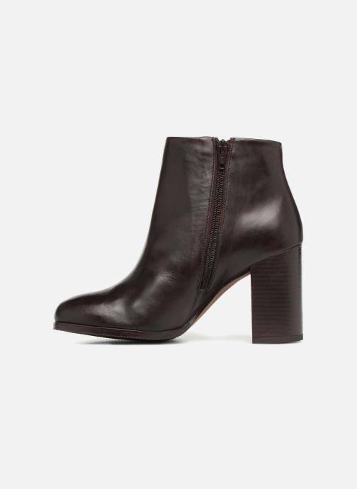 Boots en enkellaarsjes Georgia Rose Agility Bruin voorkant