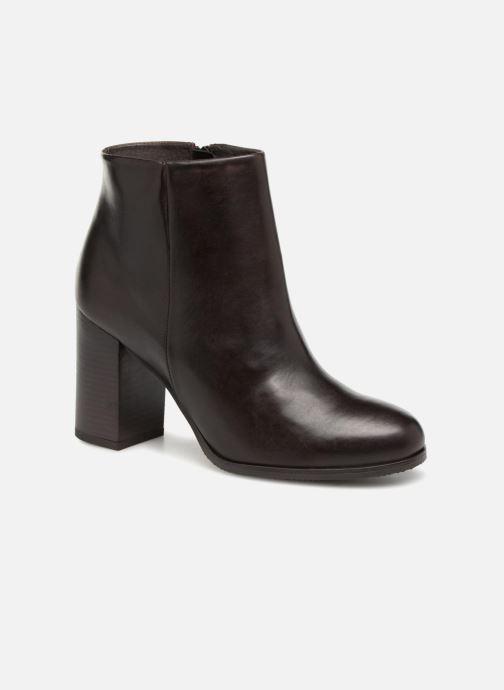 Boots en enkellaarsjes Georgia Rose Agility Bruin detail