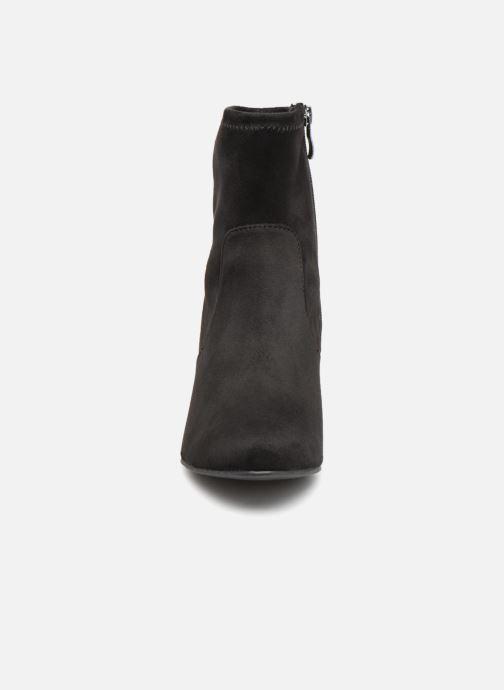 Bottines et boots Caprice Jilian Noir vue portées chaussures