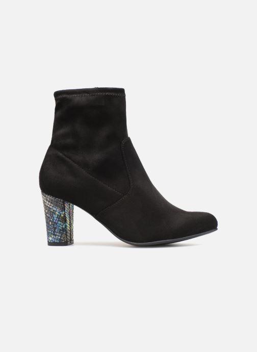 Ankle boots Caprice Jilian Black back view