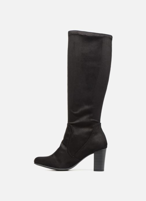 Boots & wellies Caprice Gabriele Black front view
