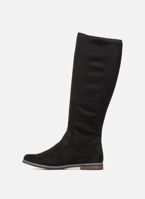 Boots & wellies Caprice Roxane Black front view
