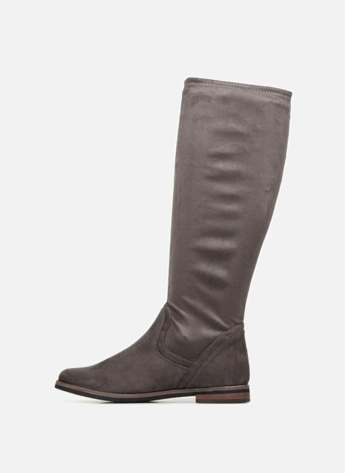Boots & wellies Caprice Roxane Grey front view