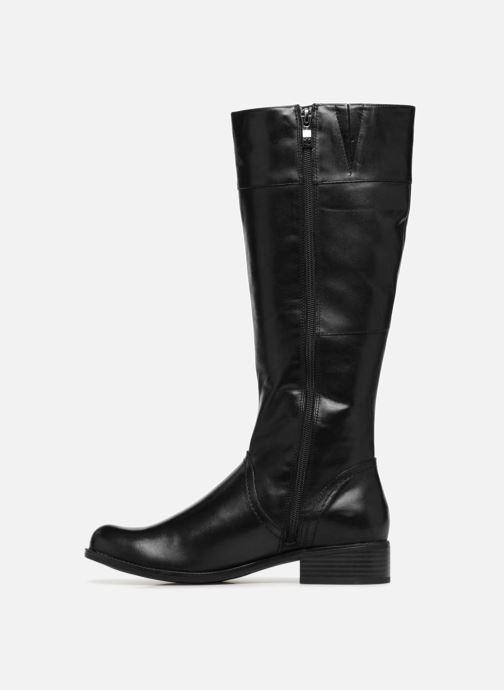 Boots & wellies Caprice Zita Black front view