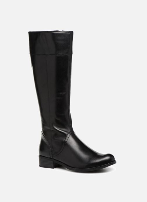 Boots & wellies Caprice Zita Black detailed view/ Pair view