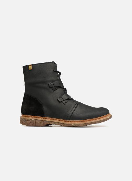 Boots en enkellaarsjes El Naturalista Angkor N5470 Zwart achterkant