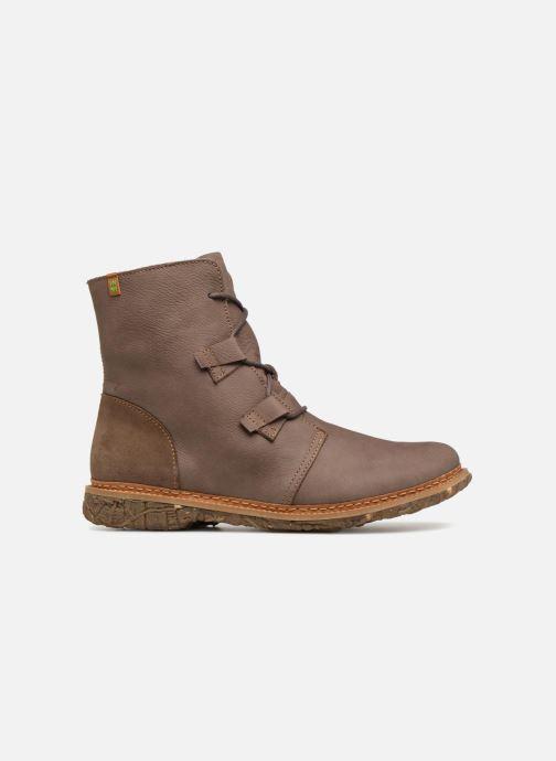 Boots en enkellaarsjes El Naturalista Angkor N5470 Grijs achterkant