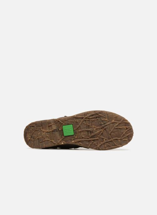 Boots en enkellaarsjes El Naturalista Angkor N5470 Grijs boven