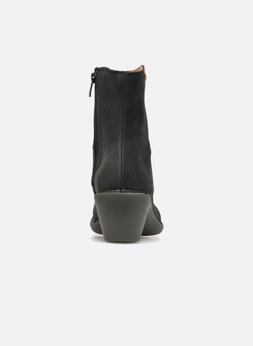 Boots en enkellaarsjes El Naturalista Aqua N5328 Zwart rechts