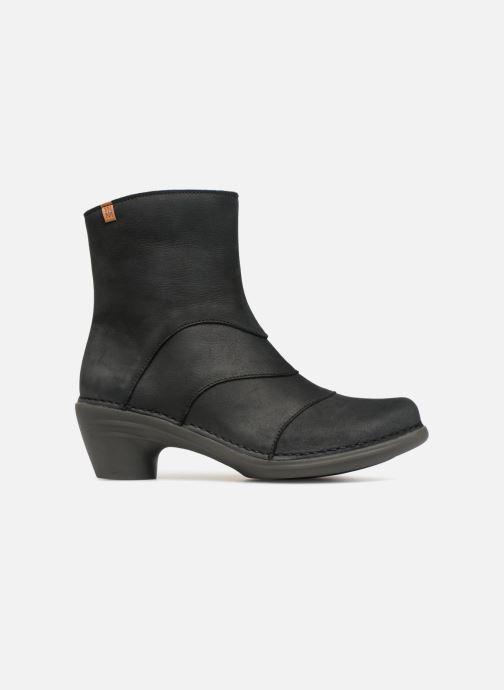 Ankle boots El Naturalista Aqua N5328 Black back view