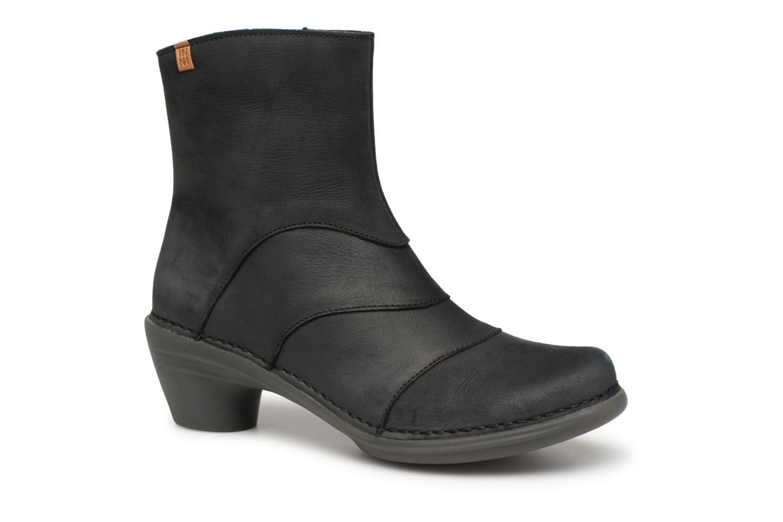 Nuevo zapatos El Naturalista Botines Aqua N5328 (Negro) - Botines Naturalista  en Más cómodo ac24f9