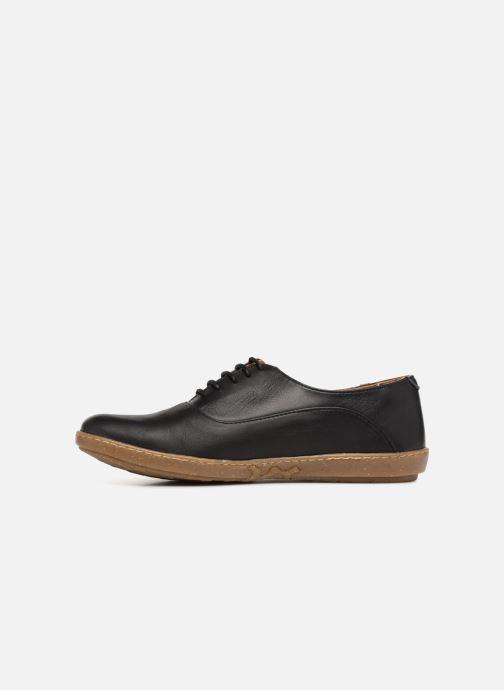 Chaussures à lacets El Naturalista Coral N5306 Noir vue face
