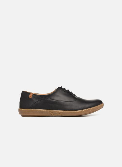 Chaussures à lacets El Naturalista Coral N5306 Noir vue derrière
