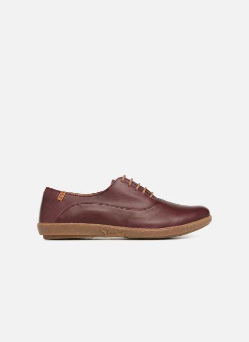 Chaussures à lacets El Naturalista Coral N5306 Rouge vue derrière