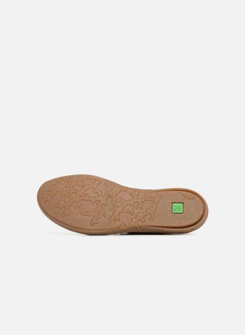 Chaussures à lacets El Naturalista Coral N5306 Rouge vue haut