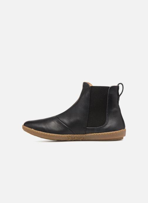 Bottines et boots El Naturalista Coral N5307 Noir vue face