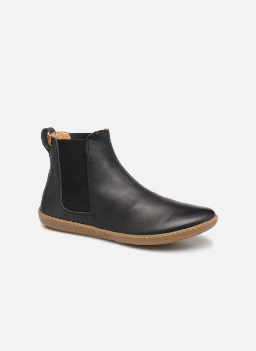 Bottines et boots El Naturalista Coral N5307 Noir vue détail/paire
