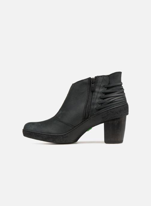 Bottines et boots El Naturalista Lichen N5171 Noir vue face