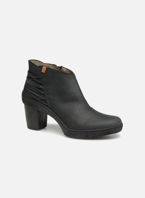 f59c4bd4afb1e2 El Naturalista Lichen N5171 (Noir) - Bottines et boots chez Sarenza ...