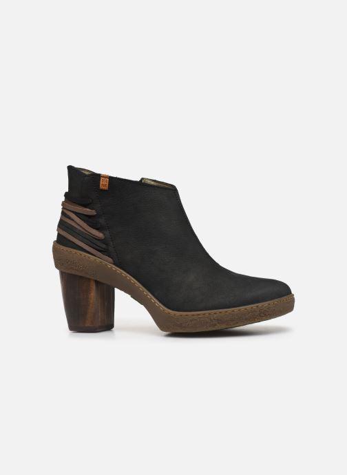 Bottines et boots El Naturalista Lichen N5171 Noir vue derrière
