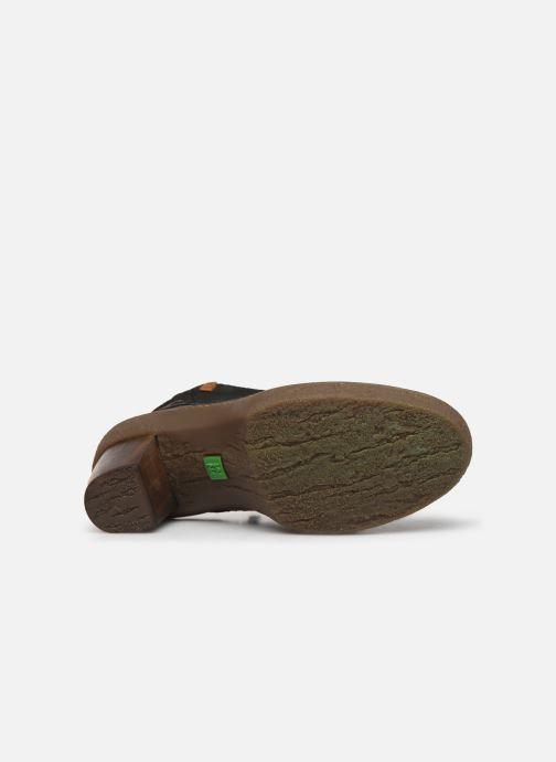 Bottines et boots El Naturalista Lichen N5171 Noir vue haut