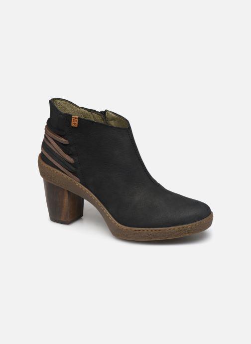 Bottines et boots El Naturalista Lichen N5171 Noir vue détail/paire