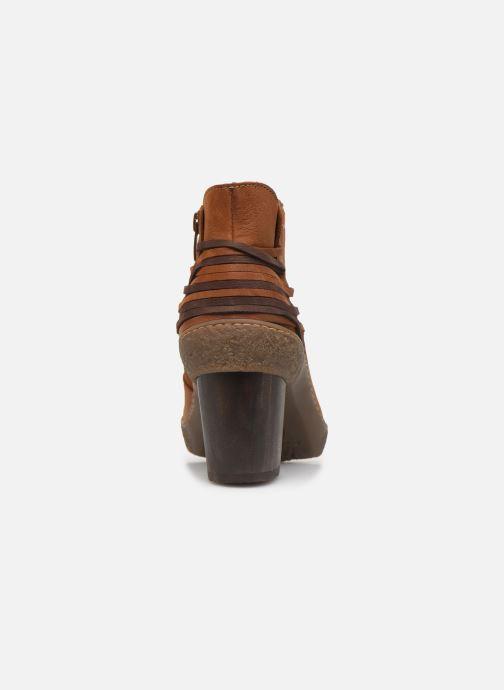 Bottines et boots El Naturalista Lichen N5171 Marron vue droite