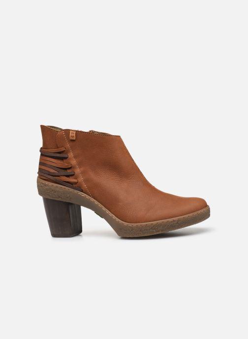 Bottines et boots El Naturalista Lichen N5171 Marron vue derrière