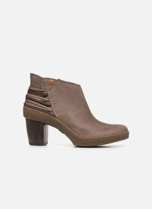 Bottines et boots El Naturalista Lichen N5171 Gris vue derrière