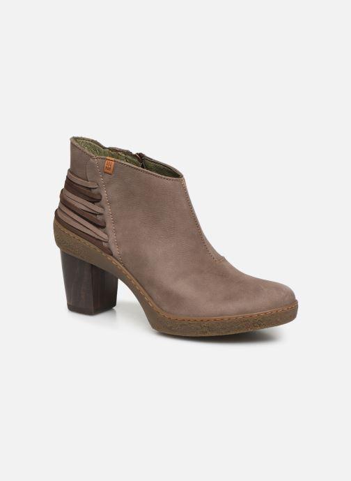Bottines et boots El Naturalista Lichen N5171 Gris vue détail/paire