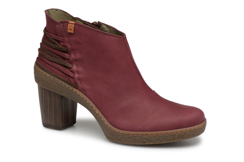 Nuevo N5171 zapatos El Naturalista Lichen N5171 Nuevo (Violeta     ) - Botines  en Más cómodo e43297