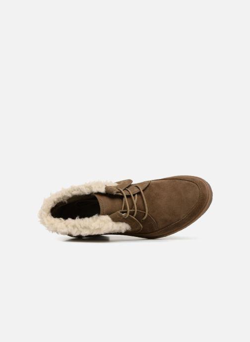 Bottines et boots El Naturalista Lichen N5172 Vert vue gauche