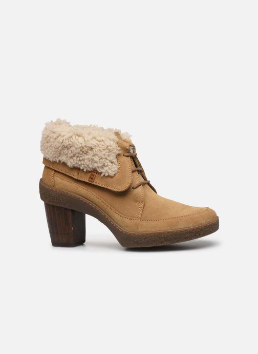 Bottines et boots El Naturalista Lichen N5172 Beige vue derrière