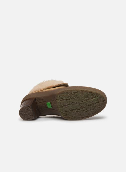 Bottines et boots El Naturalista Lichen N5172 Beige vue haut