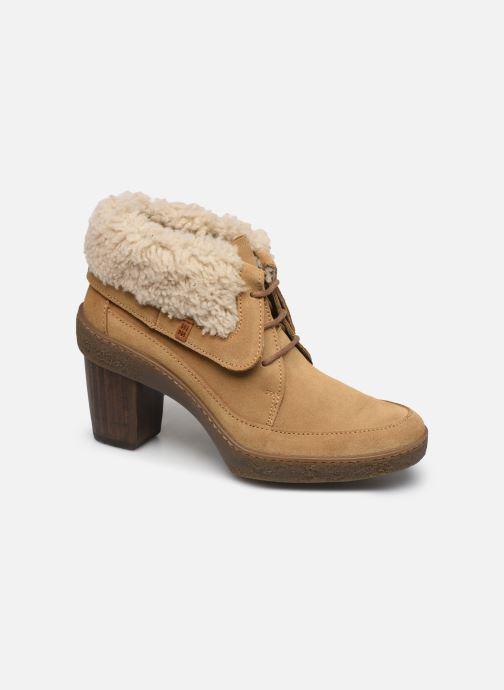 Bottines et boots El Naturalista Lichen N5172 Beige vue détail/paire